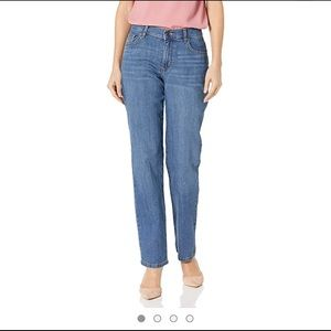 Lee jeans W34 blue stretchy high rise W34 light